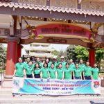 Đoàn Thanh niên Cao su Phú Riềng về nguồn tại Đồng Tháp - Bến Tre
