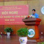 Cao su Phú Riềng tập huấn 335 cán bộ công đoàn