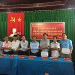 Khối Campuchia 1 thi đua hoàn thành vượt mức sản lượng 36.200 tấn