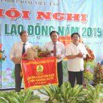Cao su Việt - Lào là biểu tượng của sự hợp tác hữu nghị
