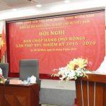 Đồng chí Trần Công Kha giữ chức Phó Bí thư Đảng ủy Tập đoàn