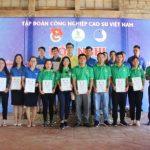 Đoàn Thanh niên VRG: Tập huấn kỹ năng, nghiệp vụ công tác Đoàn