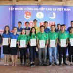 ĐTN VRG tập huấn kỹ năng, nghiệp vụ công tác Đoàn