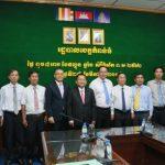 8 công ty cao su đã tạo diện mạo mới cho tỉnh Kampong Thom