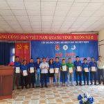 Đoàn Thanh niên VRG tập huấn ở Lào