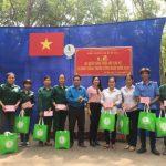 Cao su Tân Biên ra quân khai thác mủ