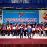 Đoàn viên Thanh niên Cao su Chư Păh được tuyên dương làm theo lời Bác