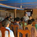 Cao su Đồng Nai - Kratie: Tập huấn 30 cán bộ, tổ trưởng quản lý