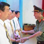 Cao su Đồng Nai giữ vững an ninh trật tự, bảo vệ tốt sản phẩm mủ