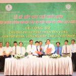 VRG công bố chương trình phát triển bền vững