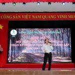 Tự hào đội văn nghệ cao su Đồng Nai