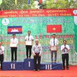 Cao su Chư Sê – Kampong Thom ra quân khai thác và thi thợ giỏi