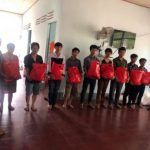 Đoàn Thanh niên Cao su Đồng Nai: Tập huấn phòng trị bệnh nấm hồng trên cây cao su