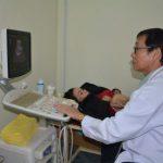 Y tế Cao su Chư Păh tăng cường khám sức khỏe công nhân lao động