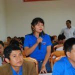 Cao su Mang Yang: Tổ chức giới thiệu việc làm cho đoàn viên thanh niên