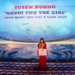 """Công nhân Cao su Phú Riềng: Được tuyên dương """"Người thợ trẻ giỏi"""" toàn quốc"""