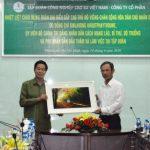 Chính phủ Lào luôn quan tâm, hỗ trợ các công ty cao su trực thuộc VRG