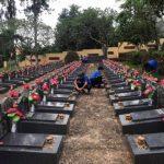 ĐTN Cao su Lộc Ninh tổ chức nhiều hoạt động ý nghĩa ngày thương binh liệt sĩ