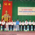 Cao su Bình Long tuyên dương gần 200 học sinh giỏi tiêu biểu