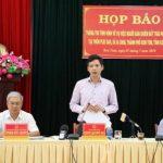 Kon Tum: Họpbáo thông tin vụ người dân lấn chiếm 209,8 ha đất trồng cao su