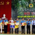 Cao su Lộc Ninh: Chủ tịch Công đoàn Nông trường VII đạt giải nhất