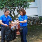 Tuổi trẻ Cao su Kon Tum phát động phong trào chống rác thải nhựa