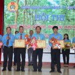 Hội thi Chủ tịch Công đoàn cơ sở giỏi năm 2019