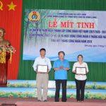 Công đoàn Bình Long: Nhiều hoạt động sôi nổi trong 6 tháng đầu năm