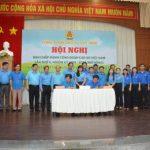 Công đoàn Cao su VN ký quy chế phối hợp với Đoàn TN VRG