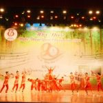 Khai mạc Hội diễn nghệ thuật VRG Khu vực I