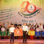 Cao su Lai Châu II đạt giải nhất Hội diễn Khu vực I