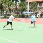 Sôi nổi giải quần vợt Công đoàn Cơ quan VRG
