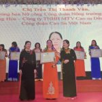 Trần Thị Thanh Vân - Cán bộ nữ công tiêu biểu toàn quốc