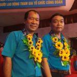 Ông Nguyễn Ngọc Mùi được tuyên dương Chủ tịch Công đoàn cơ sở tiêu biểu toàn quốc