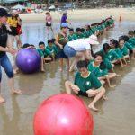 151 trại sinh tham gia trại hè khu vực miền Trung và Tây Nguyên