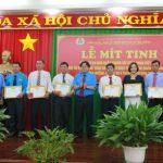 Công đoàn Cao su Phú Riềng dẫn đầu toàn diện