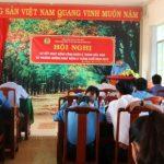 Công ty CPCS Đồng Phú sơ kết hoạt động Công đoàn
