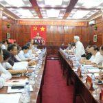 Tỉnh Bình Phước ủng hộ xây dựng các khu dân cư các công ty thuộc VRG