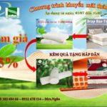 Nệm Đồng Phú khuyến mãi lớn tháng 7