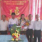 Công đoàn Cao su Ea H'leo tặng nhà Mái ấm Công đoàn  cho đoàn viên khó khăn