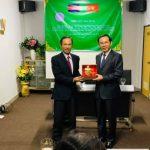 Dự án cao su của VRG là hình ảnh sinh động cho mối quan hệ hợp tác hai nước Việt Nam và Campuchia