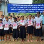 Đề xuất xây trường trung học ở Cao su Bà Rịa Kampong Thom