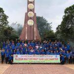 Cao su Lộc Ninh: 170 đoàn viên thanh niên ra quân ngày Chủ nhật xanh