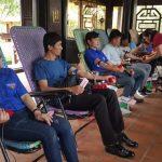 Thanh niên Cao su Chư Păh hiến máu nhân đạo