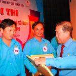 Thi Chủ tịch Công đoàn giỏi Cao su Kon Tum: 100% thí sinh đạt tuyệt điểm đối tự luận