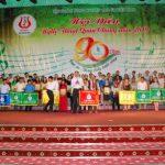 Cao su Chư Păh giành giải nhất Hội diễn khu vực II