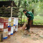 Chủ động phòng chống sốt xuất huyết trong mùa mưa