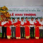 Nệm Đồng Phú khai trương Showroom thứ 6 tại Gia Lai
