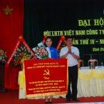 Chị Lê Thị Kiều Oanh giữ chức Chủ tịch Hội Liên hiệp Thanh niên Cao su Mang Yang