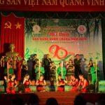Chất lửa tại Hội diễn văn nghệ Cao su Bình Long